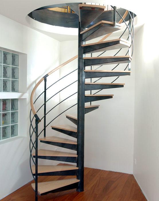 Comment Construire Un Escalier En Colimacon Maison Directe